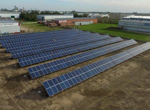 Energía renovable: una ciudad santafesina generará electricidad con una planta fotovoltaica