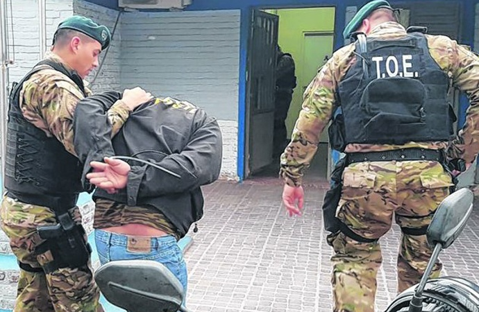 El Trébol: apresaron a un hombre condenado por abuso de menores