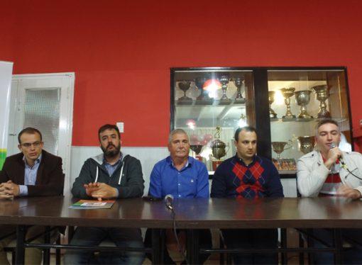 Provincia entregó un aporte de 400 mil pesos a Club Atlético Susanense
