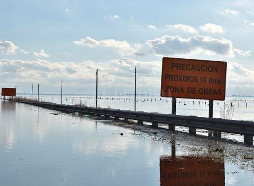 La provincia presentó nueve proyectos a Nación para evitar inundaciones y anegamientos