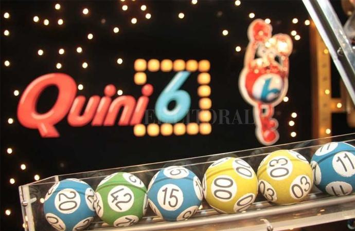 Este domingo, el Quini 6, sorteará $181 millones