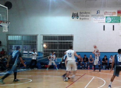 Atlético Sastre se adelantó en el inicio de semifinales y venció a Trebolense