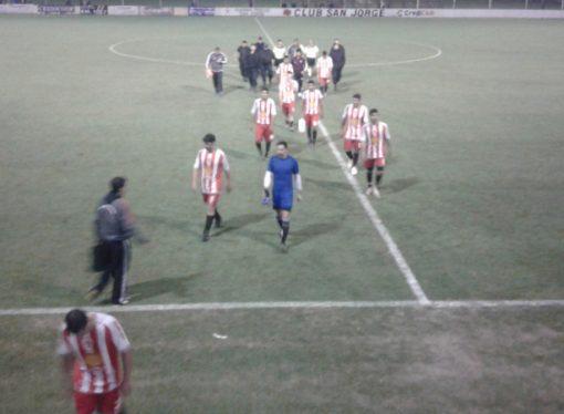 Unión cayó en San Jorge y se despidió del Clausura
