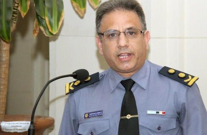 Jefe policial que aparece en las escuchas con Pullaro pidió el retiro voluntario