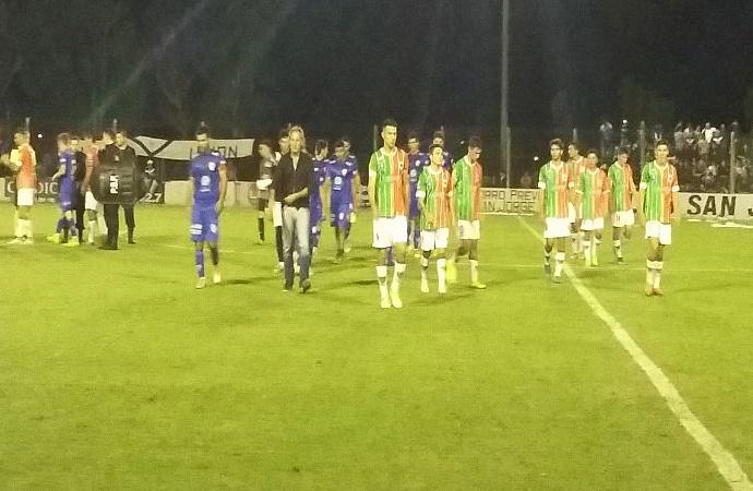 Atlético San Jorge goleó a Unión y se metió en semis
