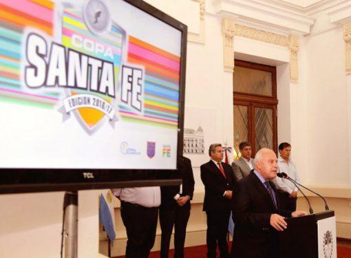 Básquet: lanzaron la Copa Santa Fe