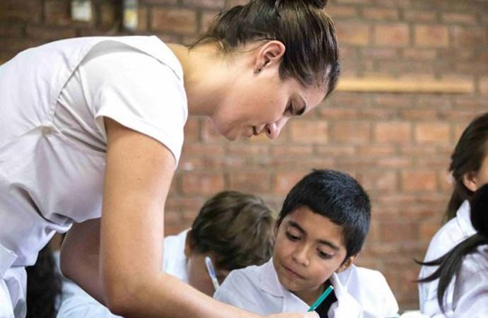 La provincia invierte $ 202 millones en nuevos cargos docentes para el ciclo 2019