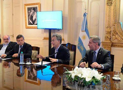 Macri recibirá a los gobernadores para firmar un acuerdo nacional