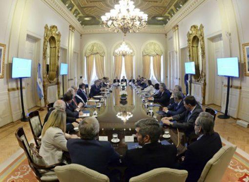 Macri vuelve a sentarse con Lifschitz y todos los gobernadores