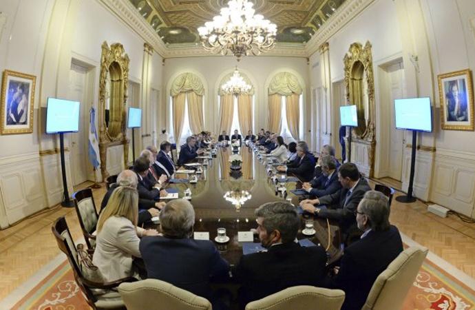 """Lifschitz: """"Macri pidió un esfuerzo compartido para reducir el déficit fiscal"""""""