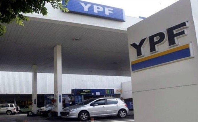 YPF baja 1,5% el precio de las naftas