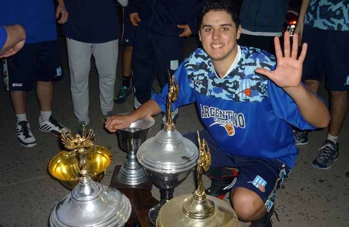 Atlético Sastre incorpora a Michel Ortiz