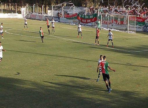 Atlético San Jorge ganó y va con ventaja a Formosa