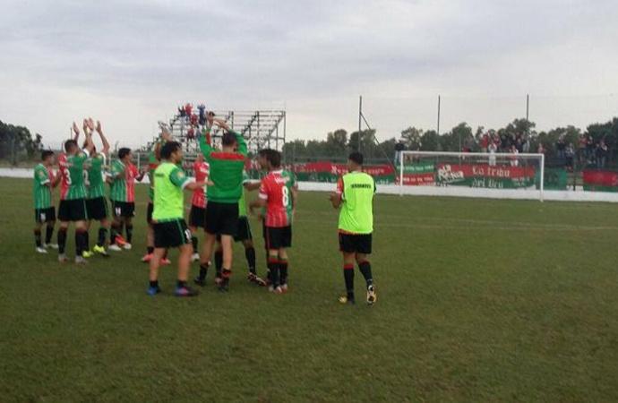 Federal B: Atlético San Jorge dio otro paso hacia el ascenso