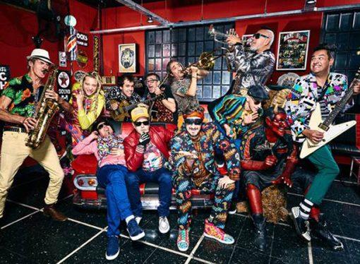 Los Auténticos Decadentes graban su 'MTV Unplugged'