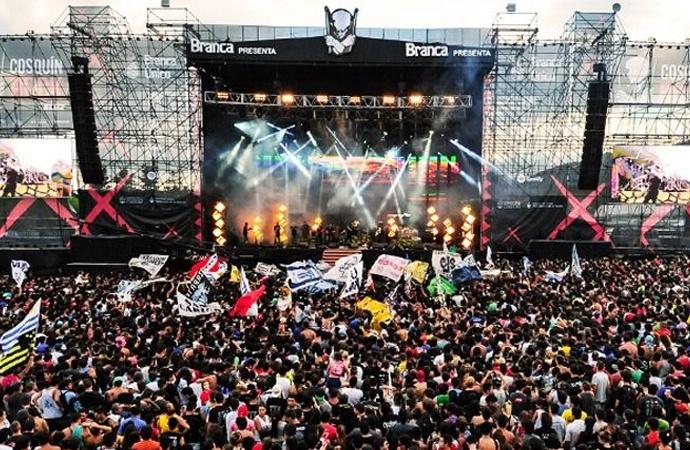 El Cosquín Rock tiene agenda confirmada con casi 200 bandas