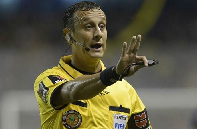Darío Herrera dirigirá la final