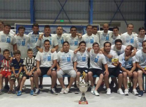 La Academia reaviva su sueño de jugar la Liga Nacional de Futsal