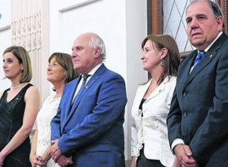 Juraron los nuevos ministros del gabinete de Lifschitz