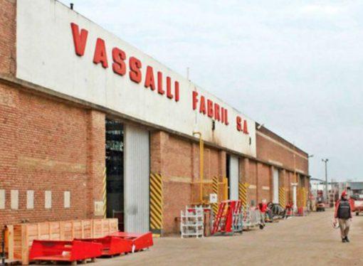 Vassalli: obreros aceptaron plan de pago y volverán a trabajar el lunes