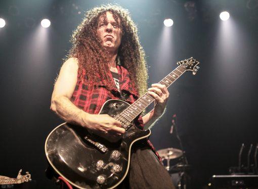 Llega una estrella del heavy metal a Rosario
