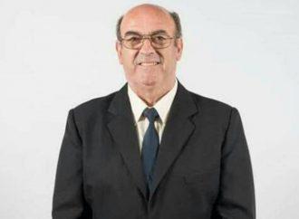 Reviví la presentación de Roberto Vico como entrenador de Atlético Sastre