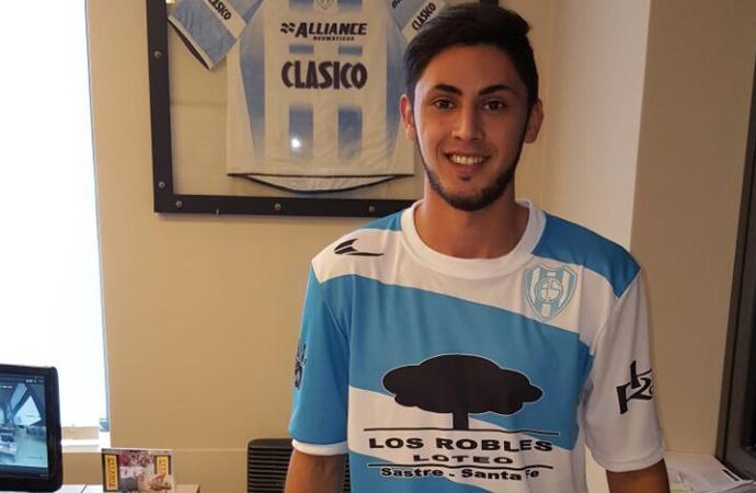 """""""Siempre es interesante estar en un equipo como Atlético Sastre"""""""
