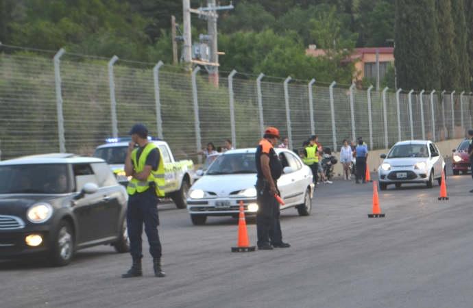 Se secuestraron más de 2 mil autos en la provincia por violar la cuarentena