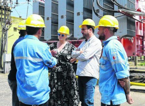 Cambiarán el tendido eléctrico en 70 cuadras de barrios de San Jorge