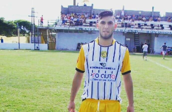 Mario Lemos es nuevo refuerzo de Atlético Sastre