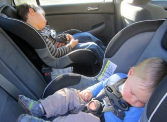 En la provincia también será obligatorio el uso de silla de seguridad infantil en los vehículos