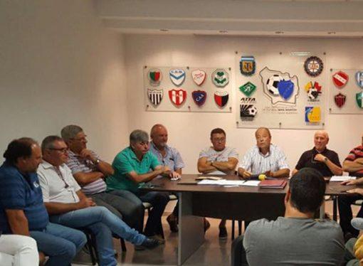 Juan Dertiano es el nuevo presidente de la liga San Martín