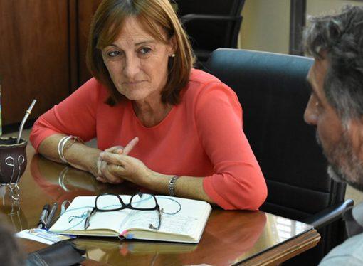 Federación Agraria llevó propuestas a la ministra Ciciliani