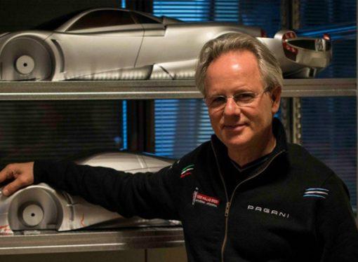 El santafesino Pagani ya trabaja en la fabricación de un auto eléctrico