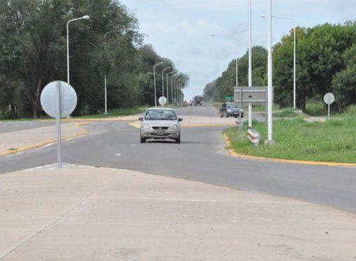 A bajar la velocidad: Impulsan la implementación de radares en El Trébol sobre ruta 13