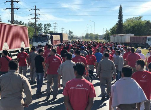 Firmat: Vassalli no pagó y los trabajadores van al paro