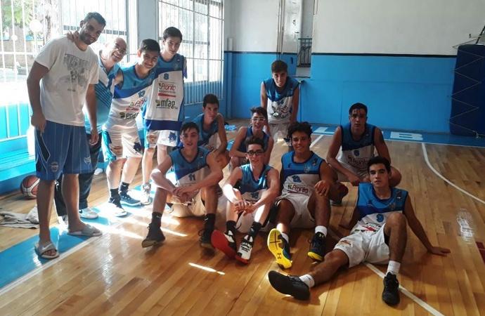 Atlético Sastre participará en el Provincial de Básquet U19