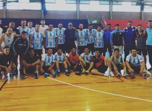 Liga Nacional de Futsal: Veedores de AFA llegan a recorrer las instalaciones de Atlético Sastre