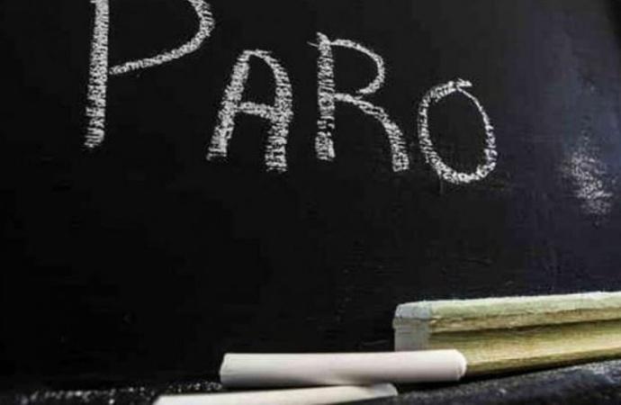 Arrancó el paro de docentes, estatales y médicos en la provincia de Santa Fe