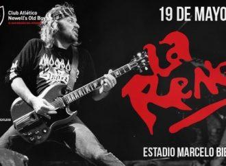 La Renga toca en Rosario: ¿por qué en Newell's y no en Central?