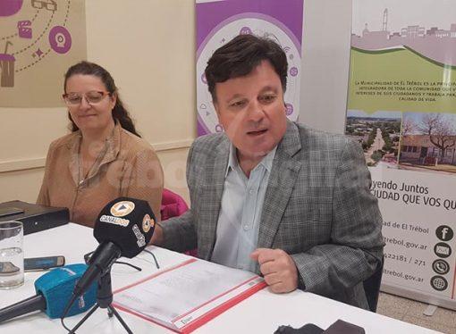 Almada anunció que el propio Municipio solicitará una auditoria externa