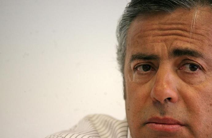 """Cornejo insistió: """"La UCR de Santa Fe no puede seguir estando en dos lugares"""""""