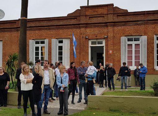 La escuela secundaria de Las Bandurrias tendrá edificio propio