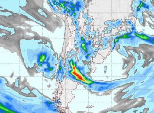 Recién el viernes las lluvias liberan la región