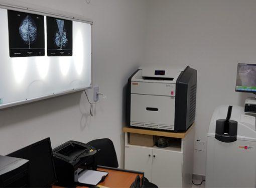 Inauguraron el sistema de digitalización de imágenes en el Hospital San Jorge