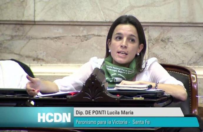 Aborto: diputados de Santa Fe, divididos casi en partes iguales