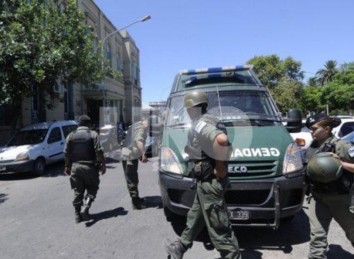 Cerca de tres mil efectivos de fuerzas federales ya operan en la provincia
