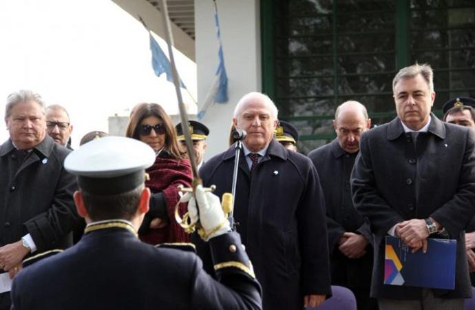 Lifschtiz participó del acto central por la Independencia en Rafaela