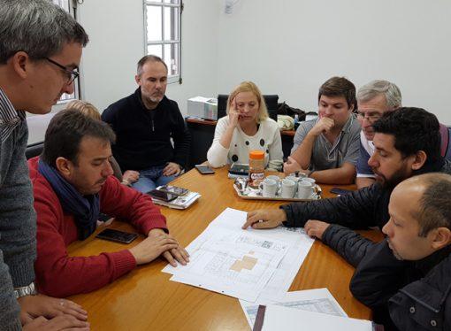 En los próximos días comenzará la obra de remodelación del Hospital San Jorge