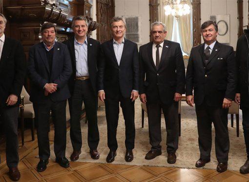 """Macri recibió a la Mesa de Enlace: """"El Gobierno no cambiará ninguna regla"""""""